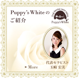 Putty's Whiteのご紹介